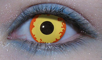 Crazy Colored Contact Lenses Pictures